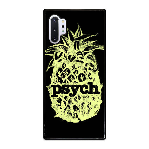 PSYCH PINEAPPLE VINTAGE Samsung Galaxy Note 10 Plus Case Cover