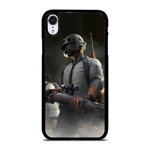PUBG PLAYERUNKNOWN'S GAME iPhone XR Case Cover