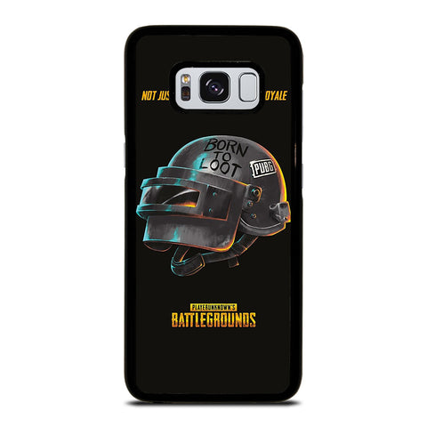 PUBG PLAYERUNKNOWN'S HELMET Samsung Galaxy S8 Case Cover