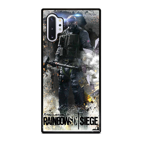 RAINBOW SIX SIEGE GAME Samsung Galaxy Note 10 Plus Case Cover