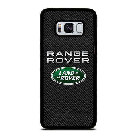 RANGE ROVER LAND ROVER CARBON Samsung Galaxy S8 Case Cover