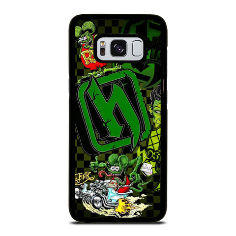RAT FINK CLIP ART Samsung Galaxy S8 Case Cover
