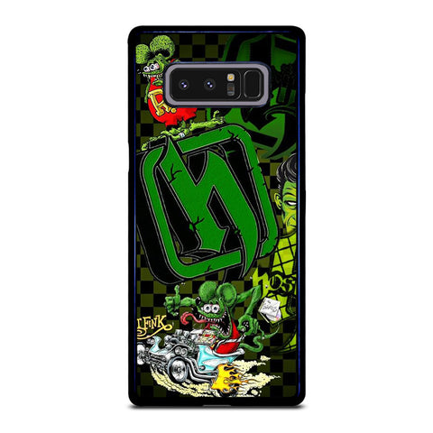 RAT FINK CLIP ART Samsung Galaxy Note 8 Case Cover