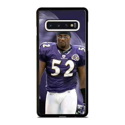 RAY LEWIS BALTIMORE RAVENS NFL 2 Samsung Galaxy S10 Case Cover