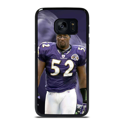 RAY LEWIS BALTIMORE RAVENS NFL 2 Samsung Galaxy S7 Edge Case Cover