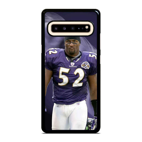 RAY LEWIS BALTIMORE RAVENS NFL 2 Samsung Galaxy S10 5G Case Cover