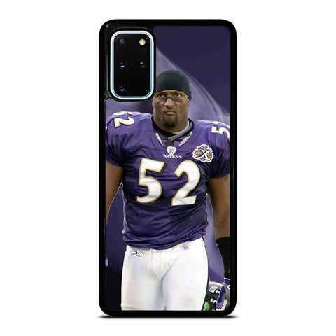 RAY LEWIS BALTIMORE RAVENS NFL 2 Samsung Galaxy S20 Plus Case Cover