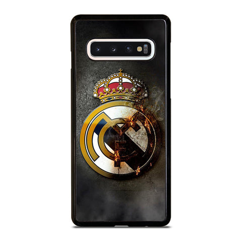 REAL MADRID EMBLEM Samsung Galaxy S10 Case Cover
