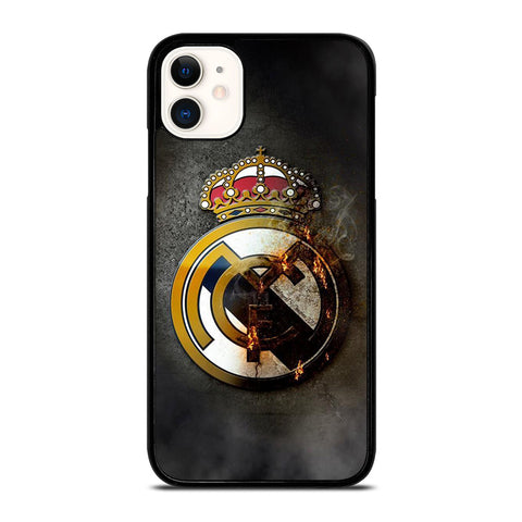 REAL MADRID EMBLEM iPhone 11 Case Cover