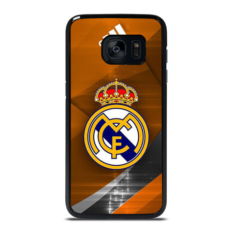 REAL MADRID FOOTBALL CLUB Samsung Galaxy S7 Edge Case Cover