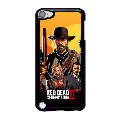 RED DEAD REDEMPTION 2 GAME iPod Touch 5 Case