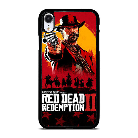 RED DEAD REDEMPTION 2 iPhone XR Case Cover