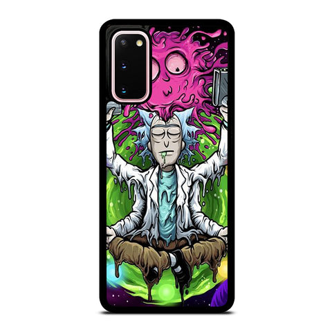 RICK AND MORTY ART Samsung Galaxy S20 Case Cover