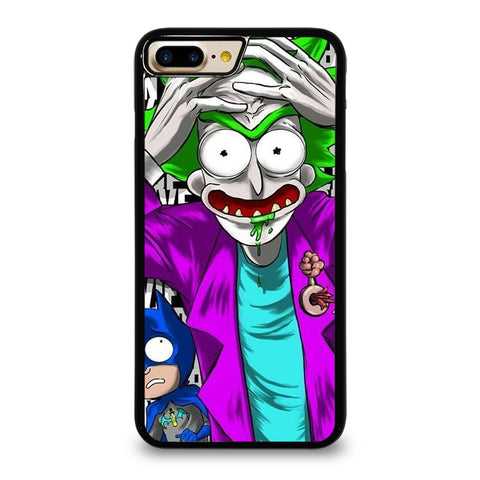RICK AND MORTY BATMAN JOKER iPhone 7 / 8 Plus Case Cover
