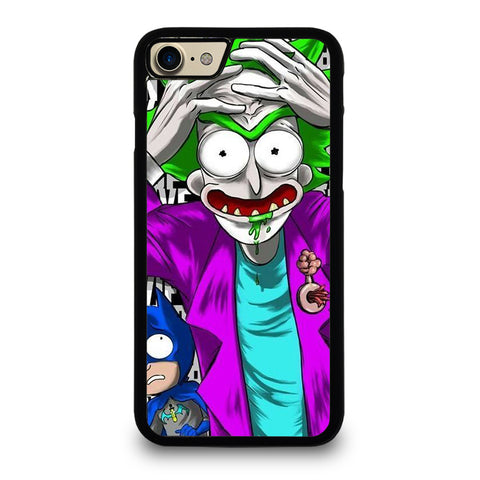 RICK AND MORTY BATMAN JOKER iPhone 7 / 8 Case Cover
