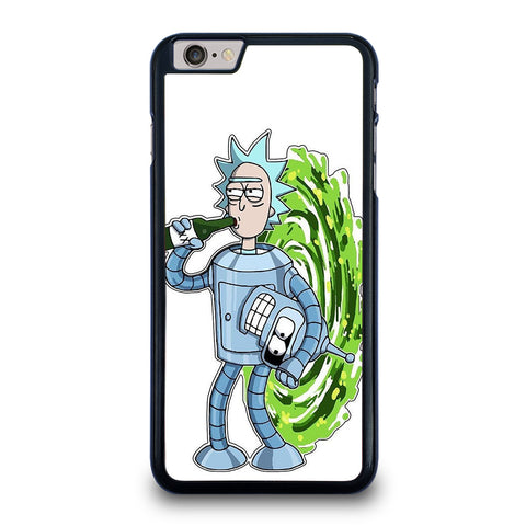 RICK AND MORTY FUTURAMA iPhone 6 / 6S Plus Case Cover