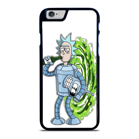 RICK AND MORTY FUTURAMA iPhone 6 / 6S Case Cover