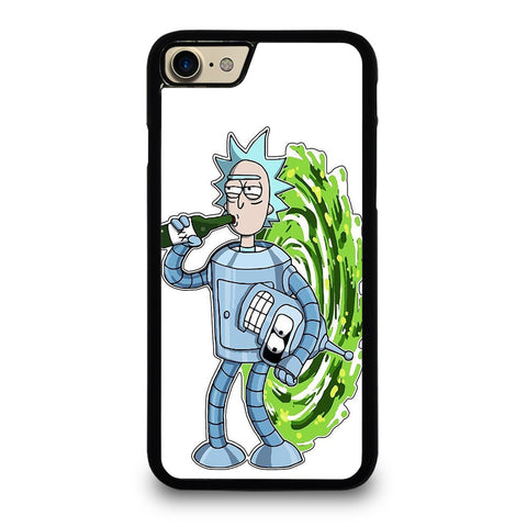 RICK AND MORTY FUTURAMA iPhone 7 / 8 Case Cover