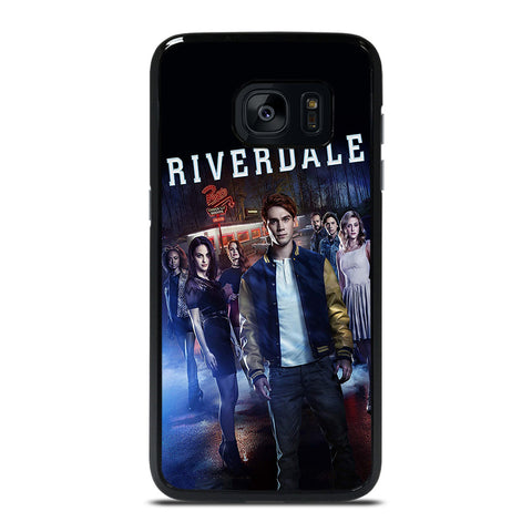 RIVERDALE THE SERIES Samsung Galaxy S7 Edge Case Cover