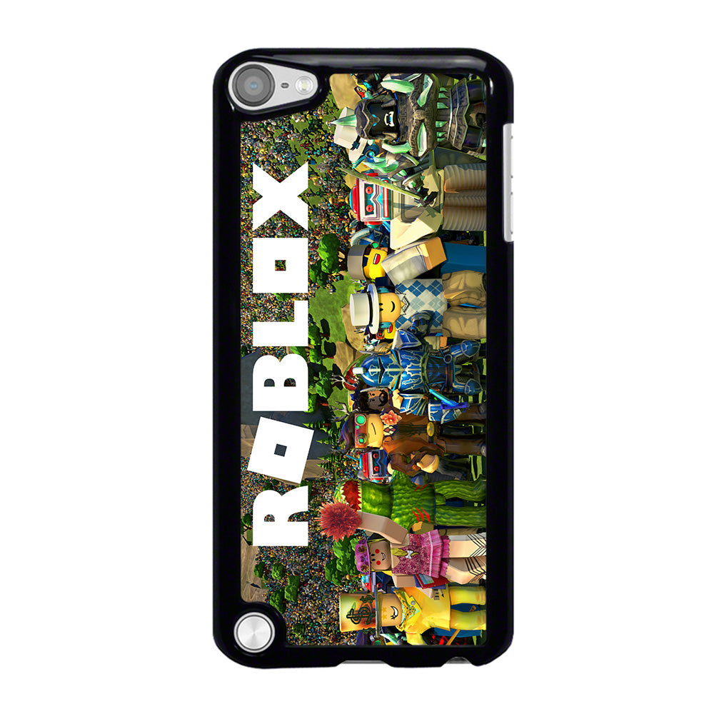 Roblox Game All Character Ipod Touch 5 Case Casesummer