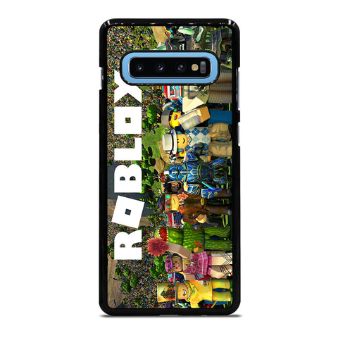 ROBLOX GAME ALL CHARACTER Samsung Galaxy S10 Plus Case Cover