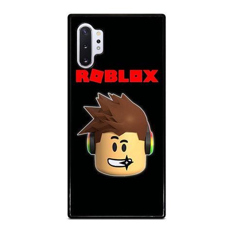 ROBLOX GAME ICON Samsung Galaxy Note 10 Plus Case Cover
