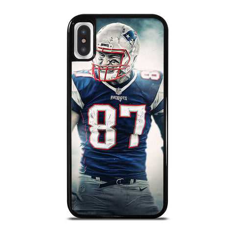 ROB GRONKOWSKI NFL iPhone X / XS Case Cover