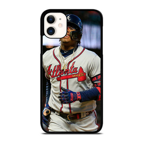 RONALD ACUNA JR ATLANTA BRAVES iPhone 11 Case Cover