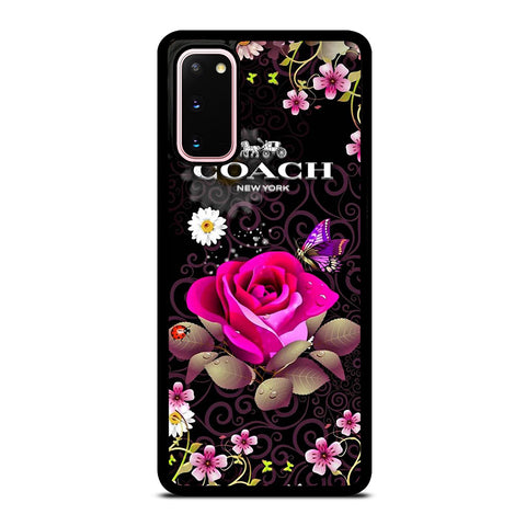 ROSE COACH NEW YORK Samsung Galaxy S20 Case Cover