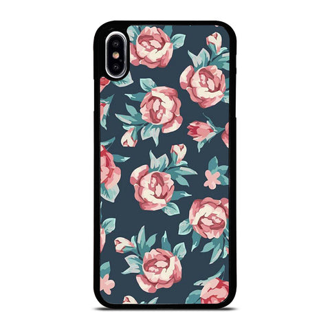 ROSE ART COLLAGE iPhone XS Max Case Cover