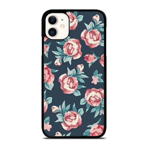 ROSE ART COLLAGE iPhone 11 Case Cover
