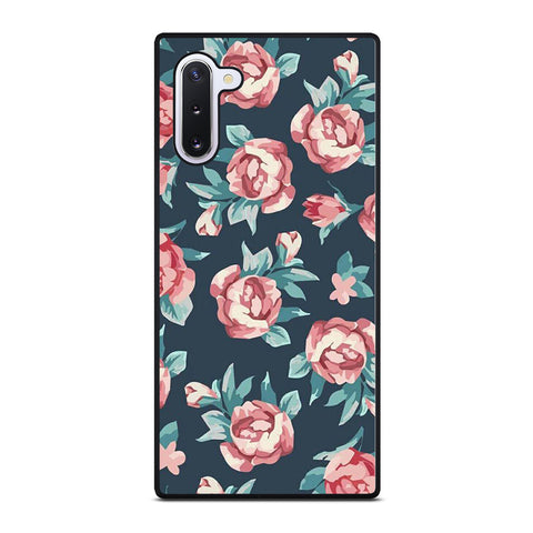 ROSE ART COLLAGE Samsung Galaxy Note 10 Case Cover
