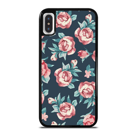 ROSE ART COLLAGE iPhone X / XS Case Cover