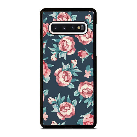 ROSE ART COLLAGE Samsung Galaxy S10 Case Cover