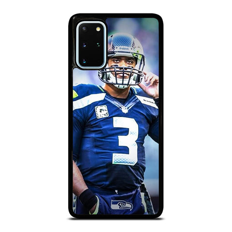 RUSSELL WILSON SEATTLE SEAHAWKS Samsung Galaxy S20 Plus Case Cover