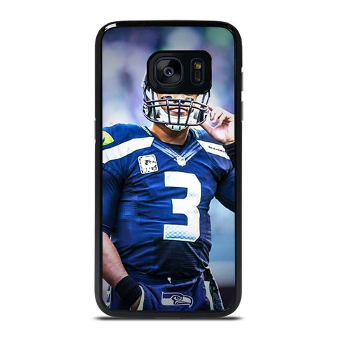 RUSSELL WILSON SEATTLE SEAHAWKS Samsung Galaxy S7 Edge Case Cover