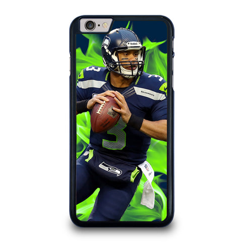 RUSSELL WILSON SEATTLE SEAHAWK NFL iPhone 6 / 6S Plus Case Cover