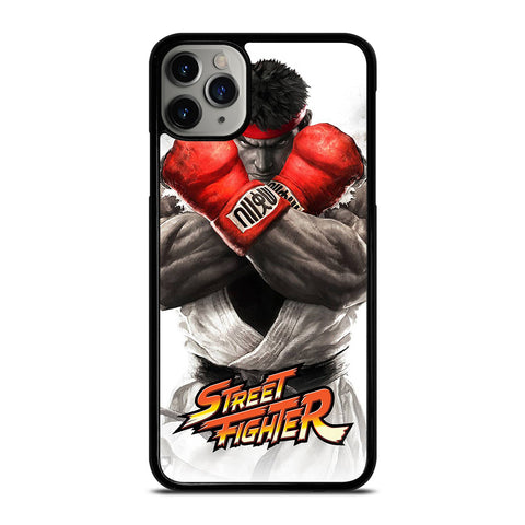 RYU STREET FIGHTER GAME iPhone 11 Pro Max Case Cover