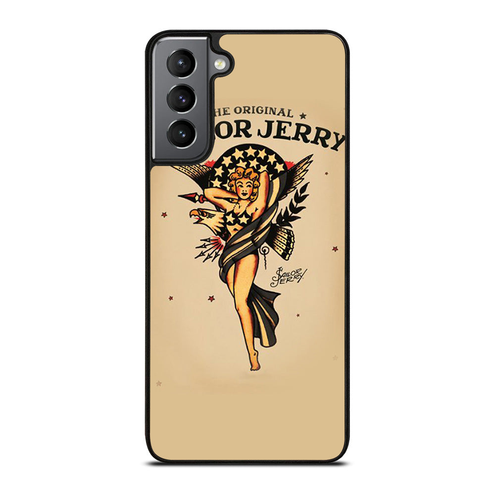 SAILOR JERRY NEW TATTOO Samsung Galaxy S21 Plus Case Cover