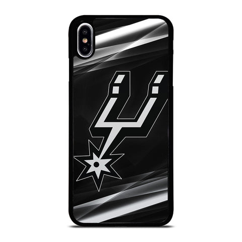 SAN ANTONIO SPURS BASKETBALL ICON iPhone XS Max Case Cover