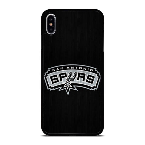 SAN ANTONIO SPURS BASKETBALL LOGO iPhone XS Max Case Cover