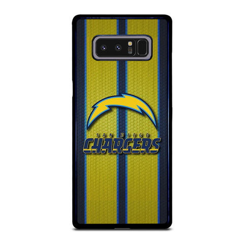 SAN DIEGO CHARGERS SYMBOL Samsung Galaxy Note 8 Case Cover