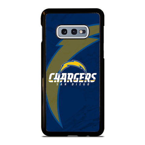 SAN DIEGO CHARGERS MARBLE Samsung Galaxy S10e Case Cover