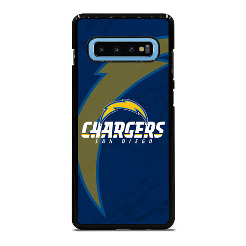 SAN DIEGO CHARGERS MARBLE Samsung Galaxy S10 Plus Case Cover
