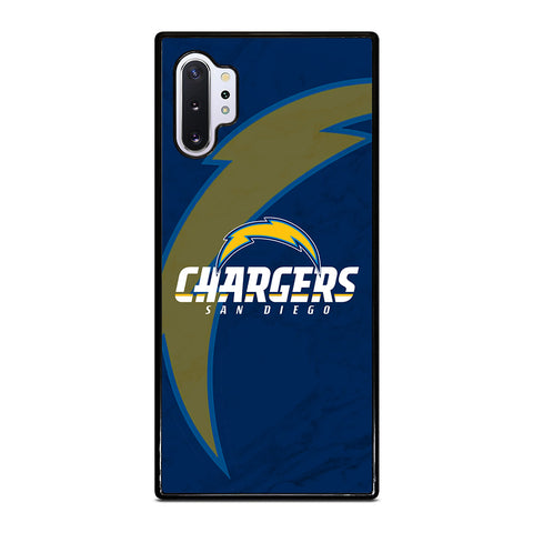 SAN DIEGO CHARGERS MARBLE Samsung Galaxy Note 10 Plus Case Cover