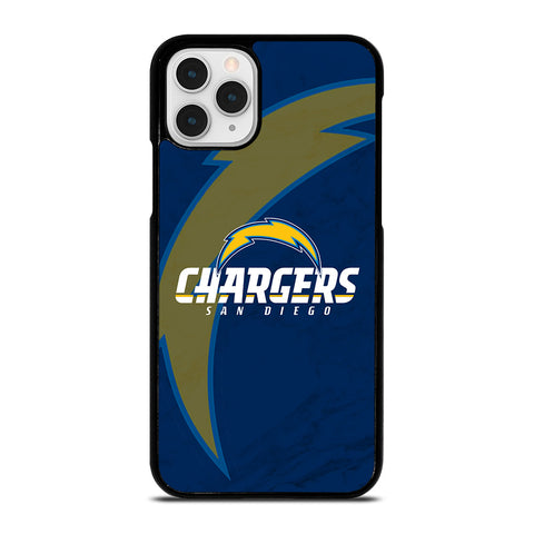SAN DIEGO CHARGERS MARBLE iPhone 11 Pro Case Cover