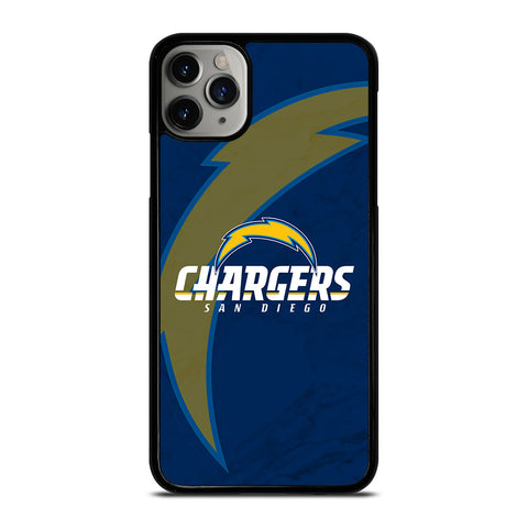 SAN DIEGO CHARGERS MARBLE iPhone 11 Pro Max Case Cover