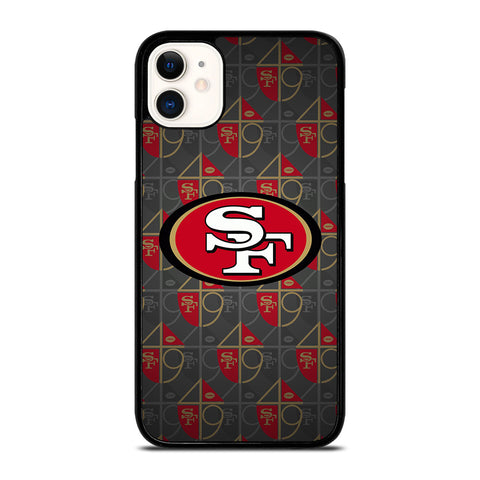 SAN FRANCISCO 49ERS ICON iPhone 11 Case Cover
