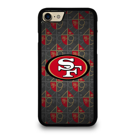 SAN FRANCISCO 49ERS ICON iPhone 7 / 8 Case Cover