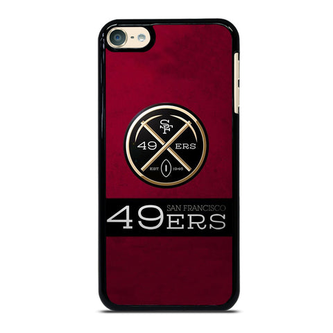 SAN FRANCISCO 49ERS NFL iPod Touch 6 Case